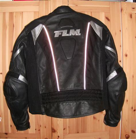 Motorrad Lederjacke Flm by Jacke Hinten Flm Lederjacke Biete 204001675