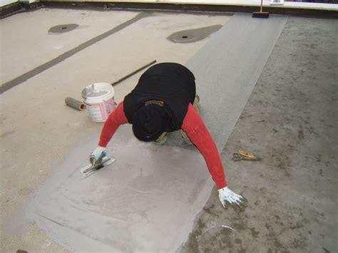 per impermeabilizzare il terrazzo impermeabilizzare il terreno tecniche di fai da te