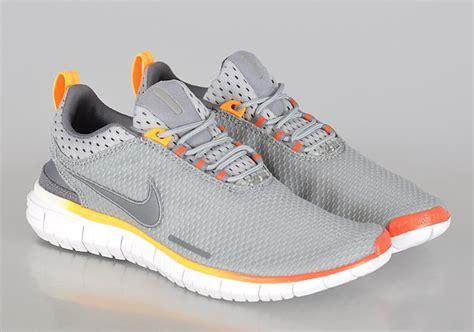 Nike Free Og Original Tosca nike free og 14 base grey cool grey team orange