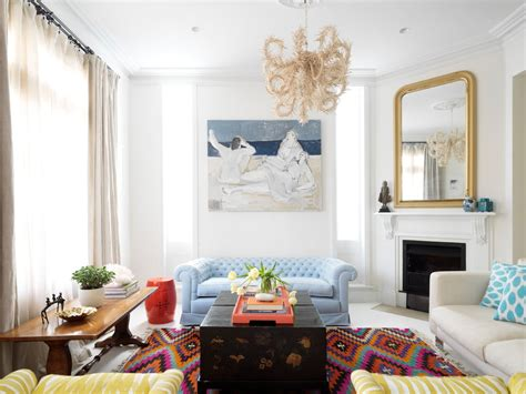 Terrace Living Room Design Ideas Sumptuous Aztec Rug In Living Room Contemporary With