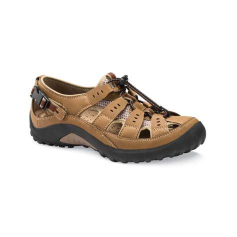 dockers s sandals dockers lookout sport fisherman sandals in brown for