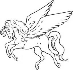 unicorn coloring pages kids coloring