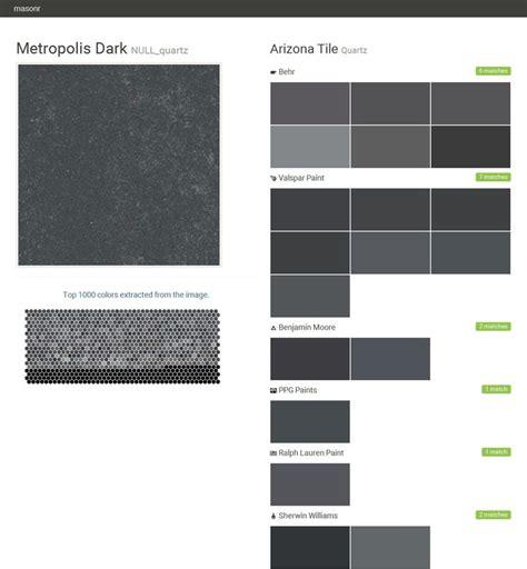 metropolis null quartz quartz arizona tile behr valspar paint benjamin ppg