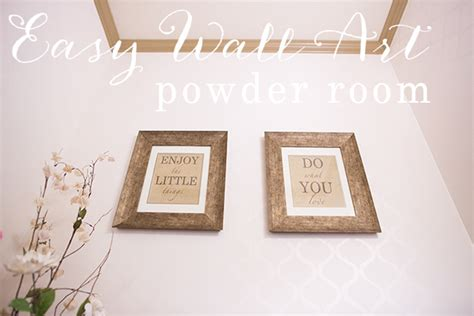 powder room wall decor free printable wall art for bathroom or powder room