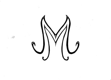 tattoo design with letter m tattoo letter m by esmyjohn on deviantart