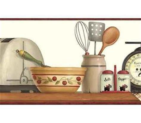 vintage country kitchen wallpaper flickr photo sharing wallpaper border red vintage 1950s kitchen shelf utensils