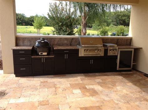 outdoor kitchen cabinet kitchen stunning outdoor kitchen cabinets make a
