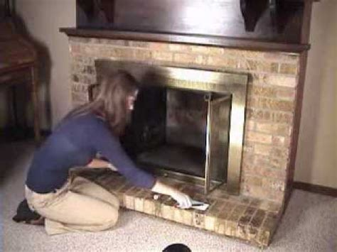 Flue Balloon For Fireplace by How To Measure Your Fireplace For A Chimney Balloon
