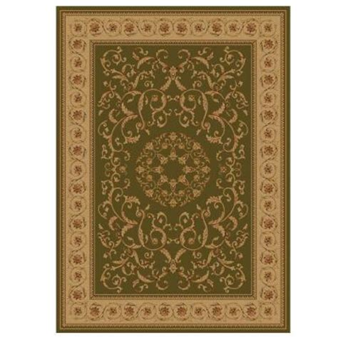 Orian Rugs Rochester Cactus 7 Ft 10 In X 10 Ft 10 In Area Rugs Home Depot