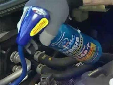 recharge  car ac  arctic freeze youtube