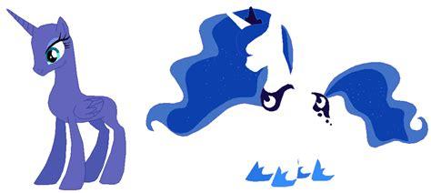 princess luna my little pony fan labor wiki wikia imagen princess luna s2 base by selenaede d54dd9t png