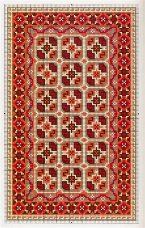 cross stitch rug 465 best images about miniature cross stitch on cross stitch carpets and embroidery