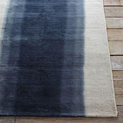 ombre rug ombre dye rug west elm