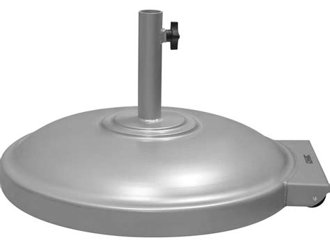 Patio Umbrella Stand With Wheels Source Outdoor Furniture Aluminum 150 Lb Free Standing Umbrella Base With Wheels So 5001 725