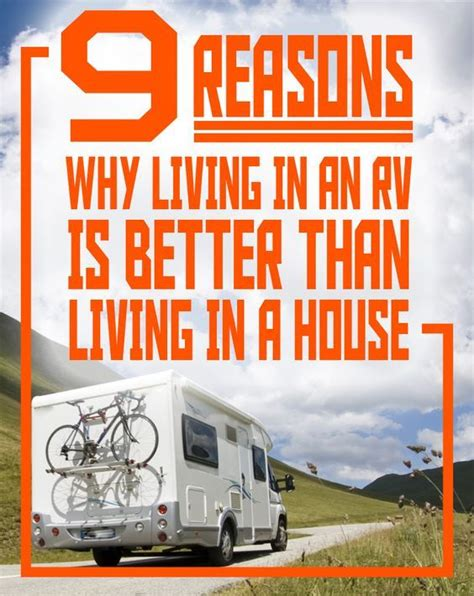 why you should live in an rv 25 b 228 sta living in an rv id 233 erna p 229 pinterest