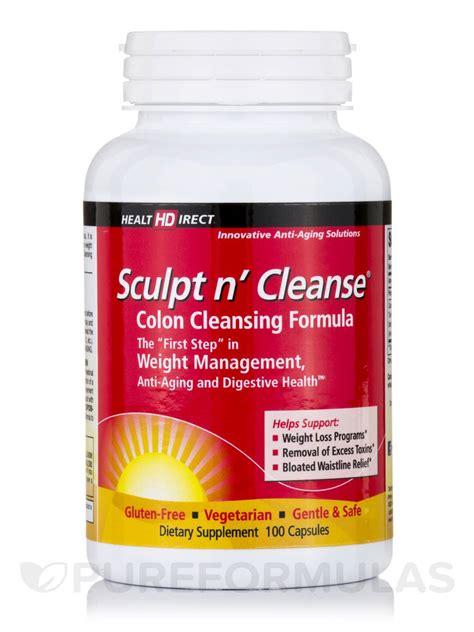 Ch Detox Pills Reviews by Sculpt N Cleanse 174 100 Capsules