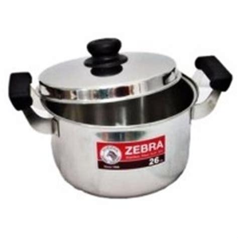 Panci Zebra jual panci sauce pot zebra 160026 26cm murah harga