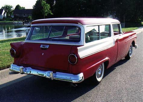 1957 Ford Wagon 1957 Ford Ranch Wagon 2 Door Wagon 60616