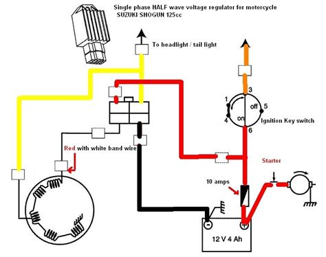 honda atv ignition switch wiring diagram wiring diagrams