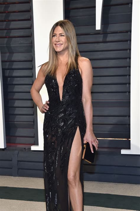 Vanity Fair Aniston by Oscars 2017 Justin Theroux And Aniston Stick To