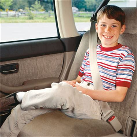 when can my child sit without a booster seat the washington state safety restraint coalition fit