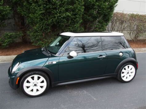 buy car manuals 2004 mini cooper electronic toll collection buy used 2004 mini cooper s hatchback 2 door 1 6l 79k miles supercharged 6 speed manual in