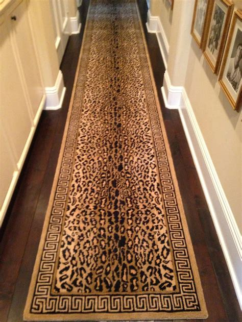 Leopard Print Runner Rug Leopard Print Rug In Your Home Best Decor Things