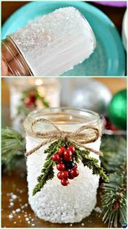 12 diy christmas mason jar lighting craft ideas picture