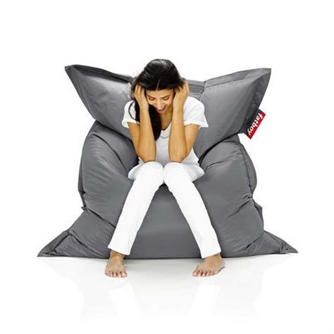 Fatboy Chairs Canada by Fatboy Original Grey Bean Bag Chairs Best Buy Canada