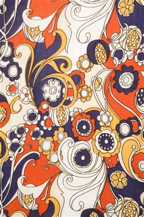 Simply Me Graphic 18 Original Oceanseven 18 best images about 1970 s textiles on