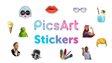 Picsart Stickers