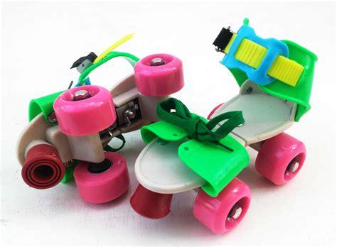Sepatu Roda Empat Anak Sepatu Roda Jadul Hijau Colour