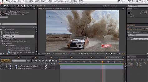 after effects adobe after effects graphics process