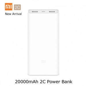 Jual Xiaomi Mi 2 Power Bank 20000 Mah Versi 2 Fast Charging Hls48 jual aksesoris original handphone dan gadget original