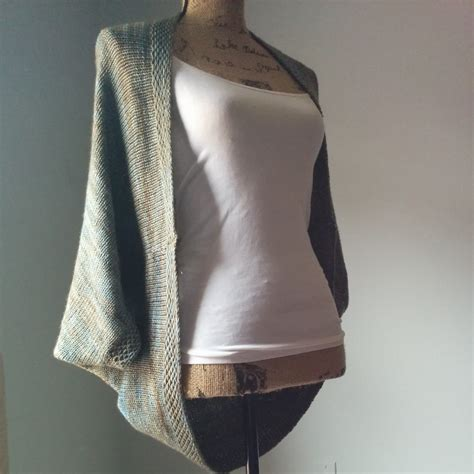 simple pattern bolero simple knit shrug purl avenue