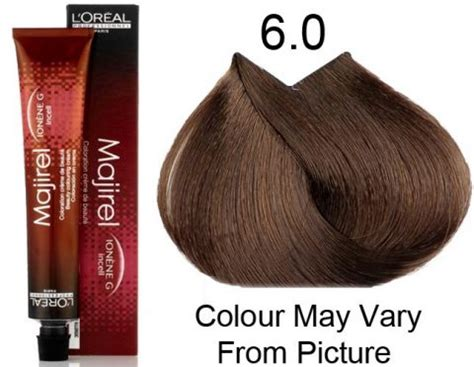 l oreal professional majirel 7 35 7gm permanent hair color 50ml hair and make up l oreal professional majirel 6 0 6nn permanent hair color 50ml hair and supplier