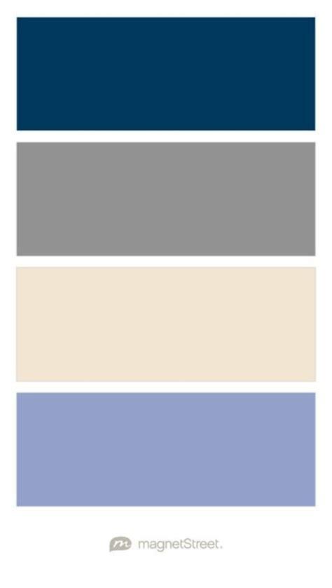 periwinkle wedding color palettes  wedding color