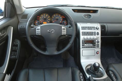 2003 Infiniti G35 Coupe Interior by By The Numbers 2014 Infiniti Q50 G37 And G35 Sedans