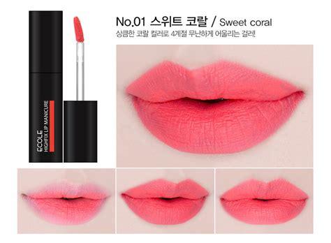 Lip Manicure High Fix review kem l 236 ecole high fix lip manicure m 224 u xinh