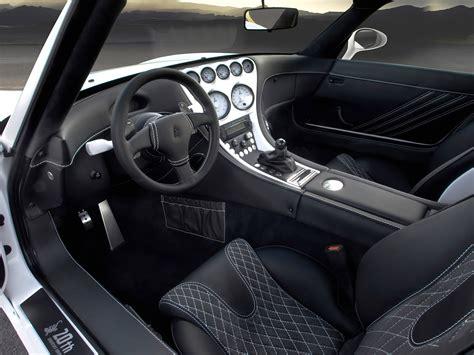 Wiesmann Gt Mf5 Interior Mad 4 Wheels 2009 Wiesmann Gt Mf5 20th Anniversary