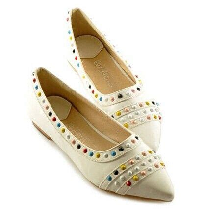 Top Five Pretty Flat Shoes At A Discount In The Schuh Summer Sale by 20 Best Images About Womens White Flats Cheap On