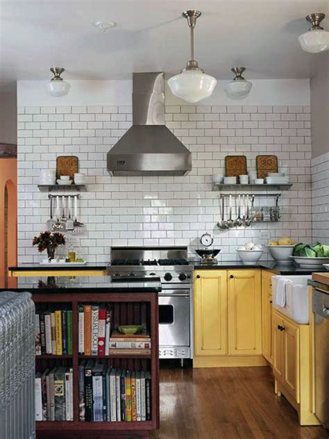 subway tiles in kitchen 30 successful exles of how to add subway tiles in your kitchen freshome