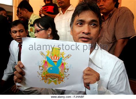 Editor Magazine On Trial In Indonesia by Indecency Stock Photos Indecency Stock Images Alamy