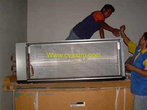 Ac Lg Yang Baru jasa pengadaan dan instalasi unit baru ac split duct di bali