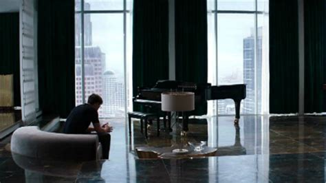 layout of christian grey s apartment fifty shades of grey inside grey s apartment decor best