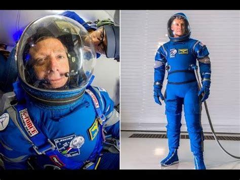 traje de astronauta as 237 es el nuevo traje espacial para astronautas de la nasa