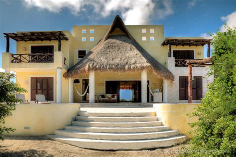 sisal beachfront home for sale beachfront home for sale casa la palapa
