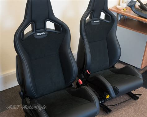 recaro upholstery recaro recover in leather a t autostyle