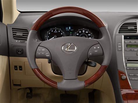 lexus steering wheel 2007 lexus es350 steering wheel interior photo