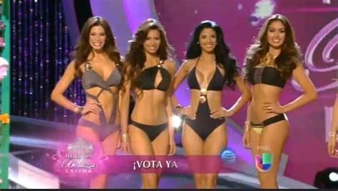 nuestra belleza latina ya tiene su primer eliminada y 161 impactante semifinal de nuestra belleza latina 2013